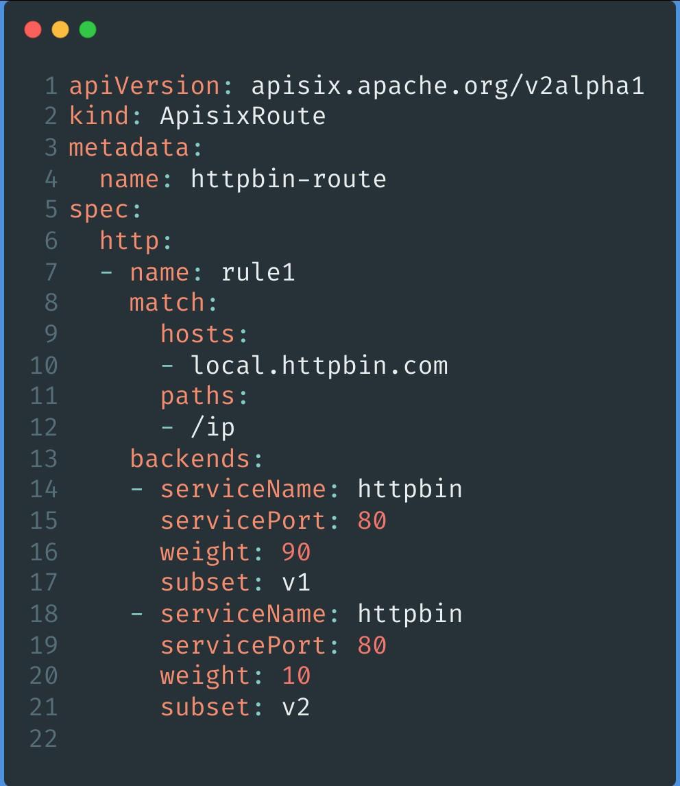 配置 APISIX Upstream