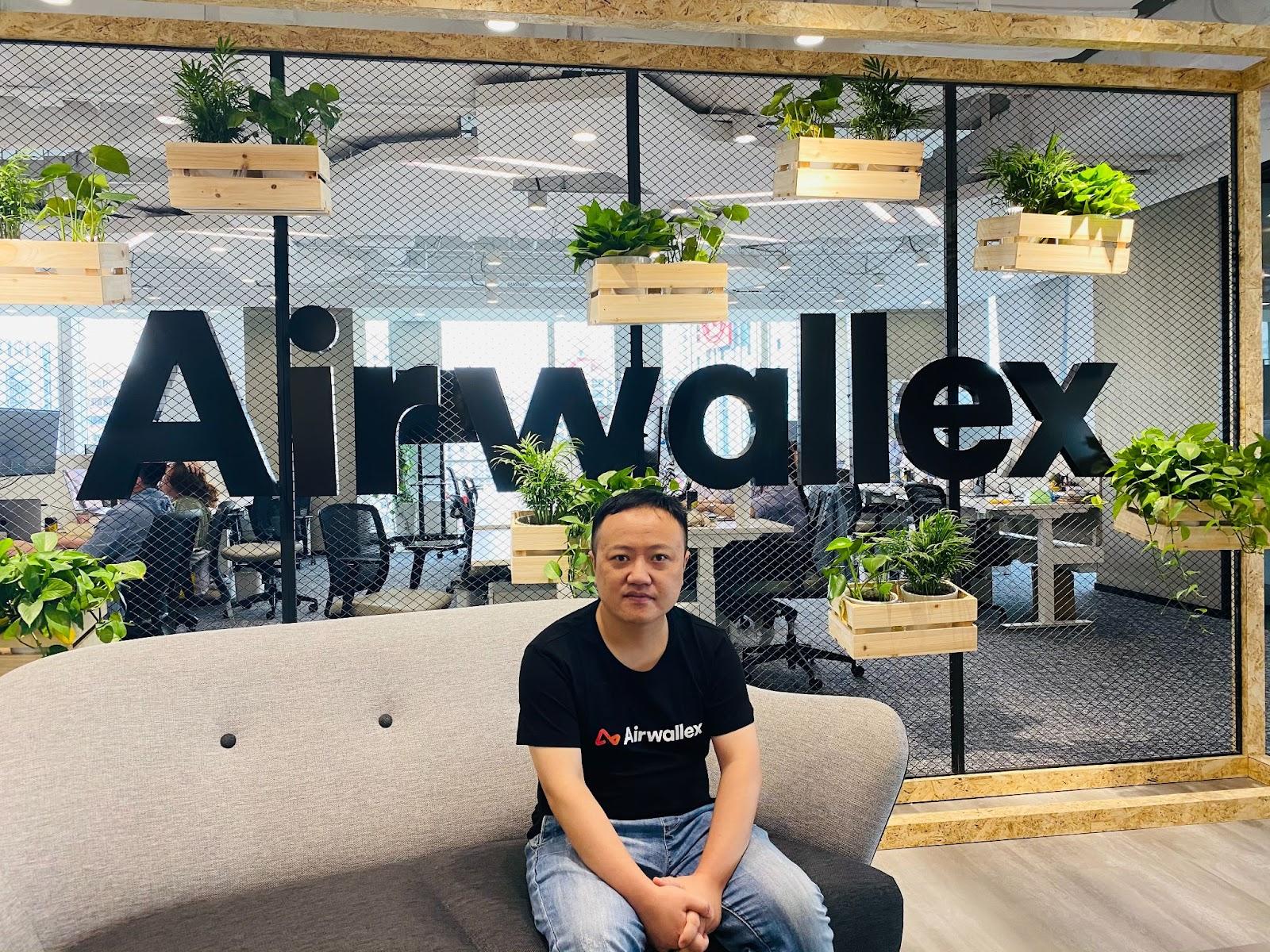 Airwallex LiYang